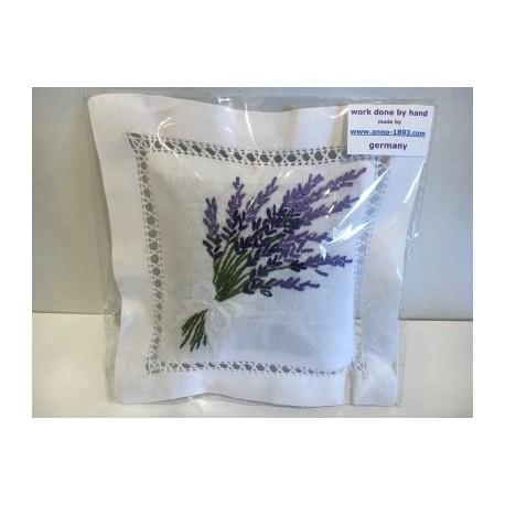 Lavender Sachet Pillow - Lavender Spray