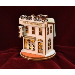 Ginger Cottage - Pat-a-Cake Bakery