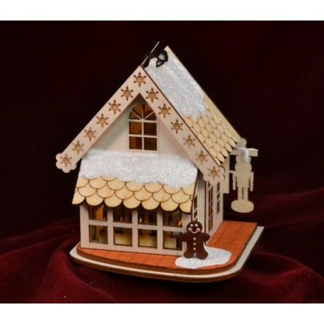 Ginger Cottage - Drosselmeyer's Nutcracker Shop