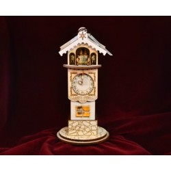Ginger Cottage - Clock Tower