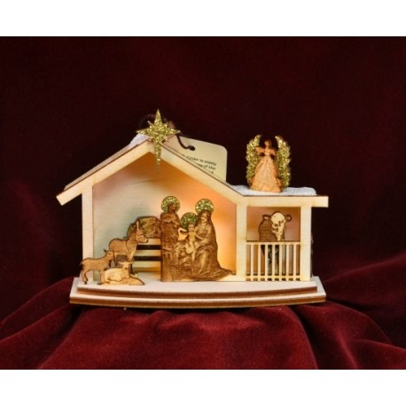 Ginger Cottage - Nativity