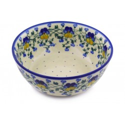 Pansies Bowl
