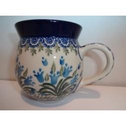 Bubble Mug - 12 oz - Blue Bells