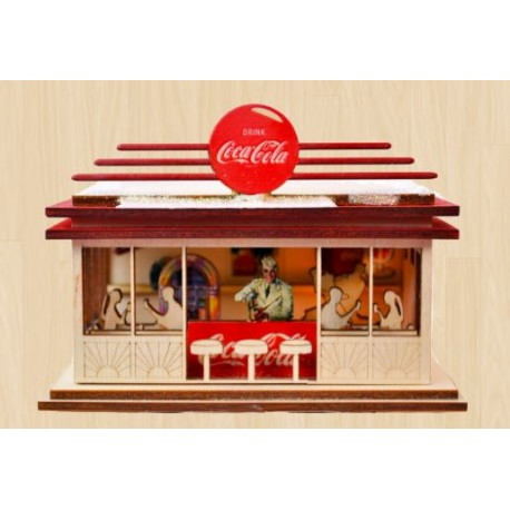 Ginger Cottage - Coca-Cola Soda Shop