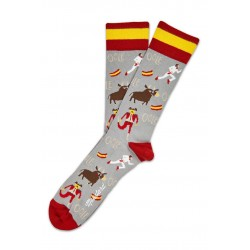 San Fermin/Spain Socks