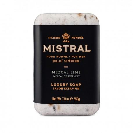 Mistral Bar Soap, Mezcal Lime