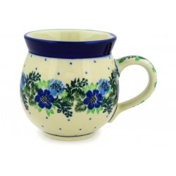 Bubble Mug - 12 oz - Spring Meadow