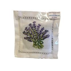 Lavender Sachet Pillow - Lavender Bunch