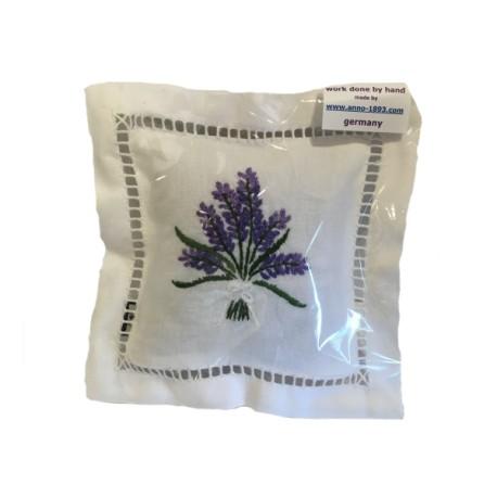 Lavender Sachet Pillow - Lavender Blooms