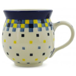 Bubble Mug - 12 oz - Checkerboard