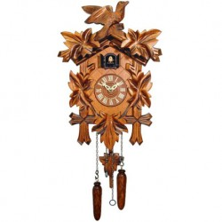 Engstler Quartz Cuckoo Clock with Bird