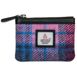Harris Tweed Coin Purse in a Variety of Tweeds