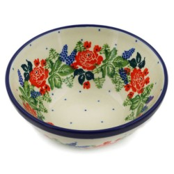 "Bowl - 5.5"" - Rose Garden"