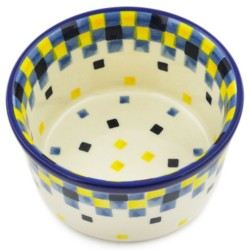 "Bowl - 4"" - Checkerboard"
