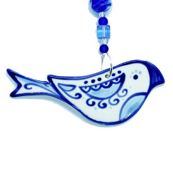 Handmade Ceramic Ornament - Bird