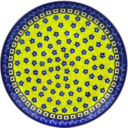 "Plate - 8"" - Sunburst"
