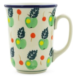 Bistro Mug - 16 oz - Apple Orchard