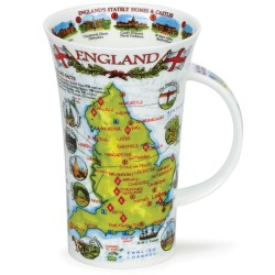 Fine Bone China Mug - Tall - England