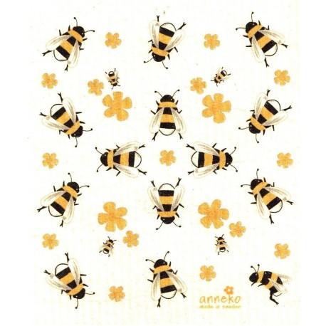 Swedish Dishcloth Bees