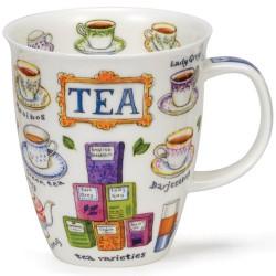 Fine Bone China Mug - Tea