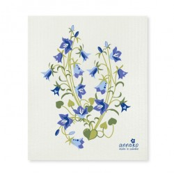 Swedish Dishcloth Bluebells
