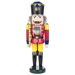 King Nutcracker - Red and Yellow