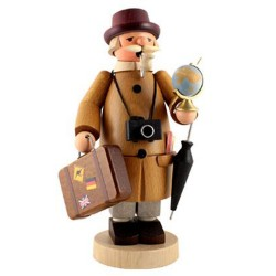 World Traveler Incense Smoker Made in Germany