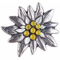 Edelweiss Hat or Lapel Pin