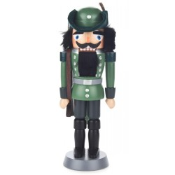 Hunter Nutcracker Made in Germany