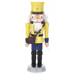 Mail Carrier Nutcracker Made in Germany