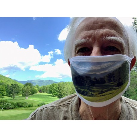 Custom Photo Face Mask