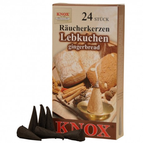 Incense Cones - Gingerbread