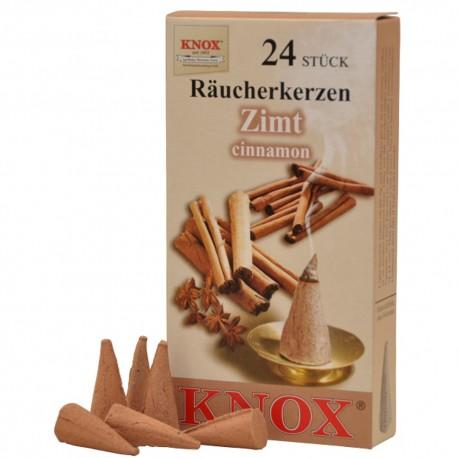 Incense Cones - Cinnamon