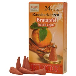 Incense Cones - Baked Apple