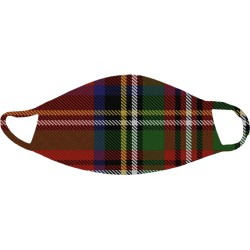 Scottish Tartan Face Mask (other tartans available)