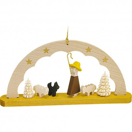 Shepherd Arch Wooden Ornament Made in Germany
