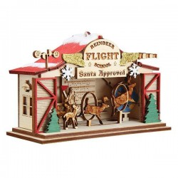 Ginger Cottage - Reindeer Flight School