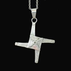 St. Brigid's Cross Necklace