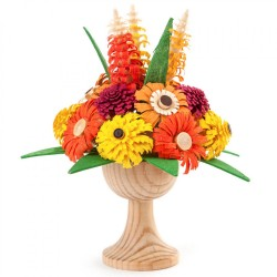 Wooden Bouquet of Flowers Handmade in Germany