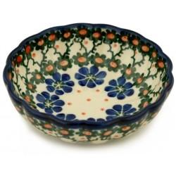 "Scalloped Bowl - 5"" - Primrose"