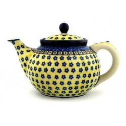 Tea or Coffee Pot- 40 oz. - Sunburst