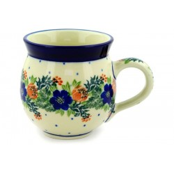 Bubble Mug - 12 oz - Garden Party