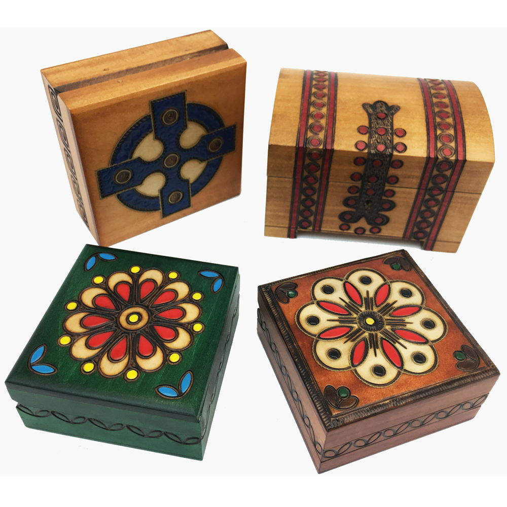 Polish Wooden Boxes