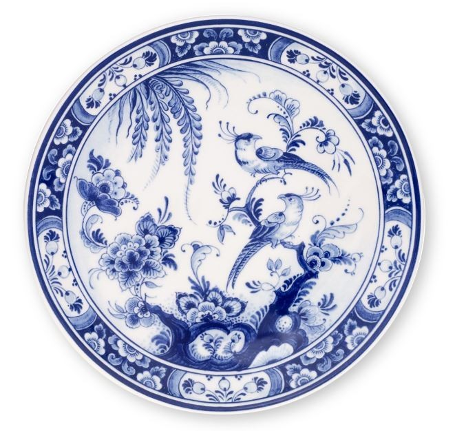 Delft Blueware