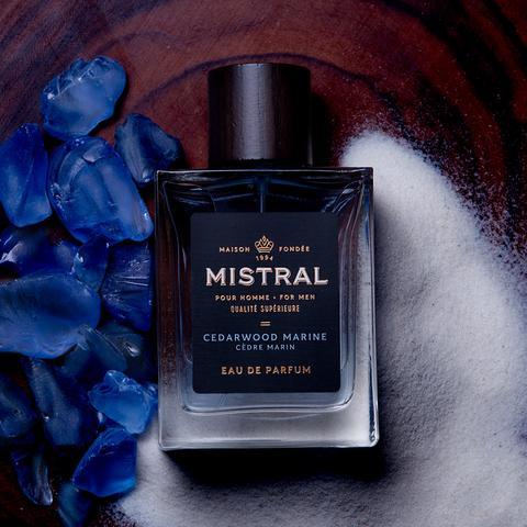 Mistral Men's Eau de Parfume Cedarwood Marine